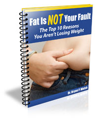 The Fat Is Not Your Fault